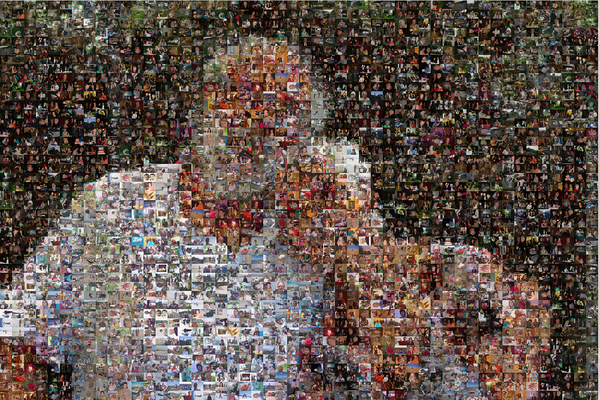 mosaic of my parents
